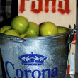 "Stock Photo: Olives for Mexicbeer ""Corona"""