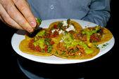 Tacos — Stock Photo