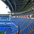 Stock Photo: Santiago Bernabeu stadium