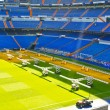 Santiago Bernabeu panorama — Stock Photo #13159410