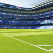 Santiago Bernabeu panorama — Stock Photo #13159478