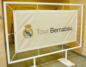 Real Madrid tour — Stock fotografie