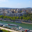 River Seine, Paris, France — Stock Photo