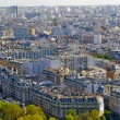 View of the city of Paris - ストック写真