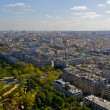 View of the city of Paris - Photo