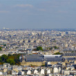 Panoramic view of Paris, France — Stock Photo