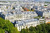Paris, francja — Zdjęcie stockowe