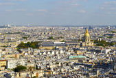 Panoramic view of Paris, France — Stock Photo