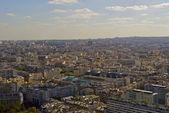 Vue sur la ville de paris, france — Photo