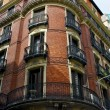 Architecture of Madrid, Spain — Stock Photo #13315649