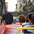 Tourist bus — Stock Photo
