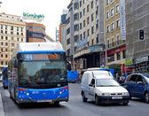 Street of Madrid, Spain — Stock Photo