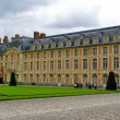 View of Palace of Fontainebleau — Stock Photo #13360233
