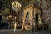 замок фонтенбло, иль-де-франс, франция: изображение, принятые внутри дворца фонтенбло — Стоковое фото