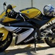 Sports bike — Stock Photo #13407446