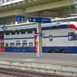 Swiss train of the company SBB — Stock Photo #13455417