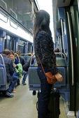 巴黎的地铁 — 图库照片