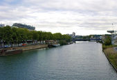 Part of the Seine — Stock Photo