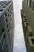 Edifícios na frança — Fotografia Stock