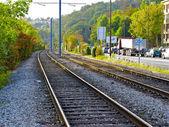 Railways — 图库照片