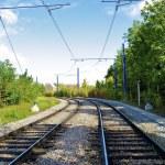 Railways in France — Stock Photo #13498214