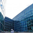 Glass building of Microsoft in Paris, France — Stock Photo