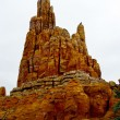 Stock Photo: View of rock in Disney land