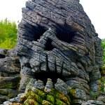 Skull rock — Stock Photo