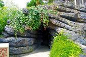 Temné jeskyně — Stock fotografie