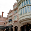 Building in Disneyland — Stockfoto