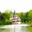 Molly Brown ship is arriving — Stock Photo #13524122