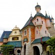 Stock Photo: Other side of Disneyland castle