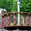 Decorative bridge — Stock fotografie