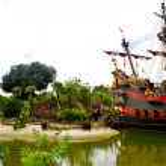 Pirate ship — Stock Photo #13524945