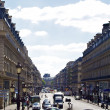 Street of Paris — Stock Photo