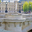 Pont Neuf. New bridge in Paris, France — Stock Photo #13541167