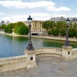 Stock Photo: Pont Neuf. New bridge in Paris, France