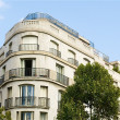 Architecture of Paris, France — Stock Photo #13541309