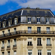 Stock Photo: Architecture of Paris, France
