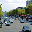 Stock Photo: Champs des Elysees, Paris, France