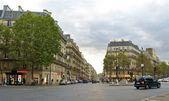 Widok paryża — Zdjęcie stockowe