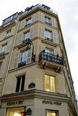 Architektur in paris, frankreich — Stockfoto