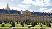 Les invalides, paris, france — Photo
