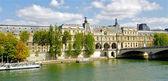 Vue de paris — Photo