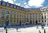 Hotel ritz, paryż, francja — Zdjęcie stockowe