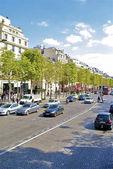 Champs des elysées, paris france — Photo