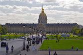 Les invalides, paříž — Stock fotografie