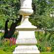 Monument in the Park near the Louvre museum in Paris — Stock Photo #13593835