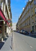 Rue de paris, france — Photo
