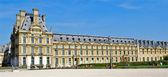 Musee du louvre, paris, france — Photo